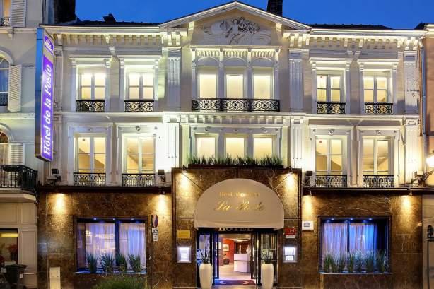 hotel de la Poste Troyes